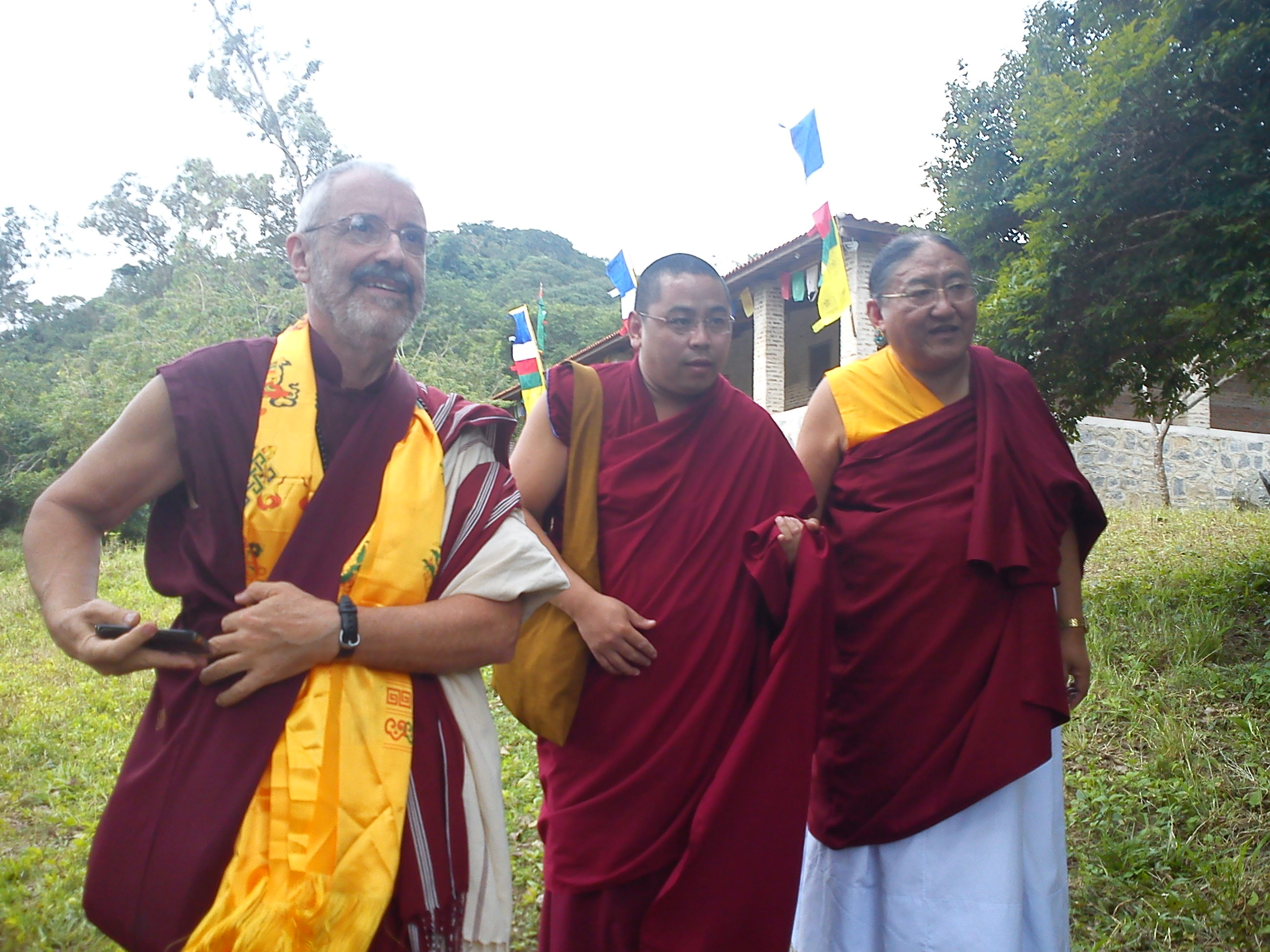 Letter from Lama Samten about the CEBB Villages - CEBB