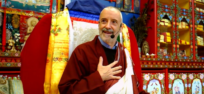 O que é um iogue do cotidiano? | Lama Padma Samten